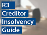 R3 Creditor Insolvency Guide